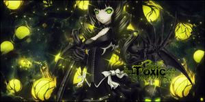 Toxic Girl by TH3M4G0