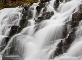 Glamis Waterfall II by DundeePhotographics