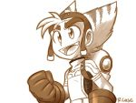 Ratchet and Clank by rongs1234