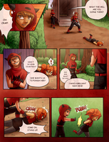 Pokemon Ruby Comic: Putting out the Fire Page 12 by cocosnowlo