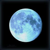 Blue Moon by MagicBlanche