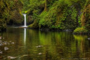 Punchbowl HDR by 11thDimensionPhoto