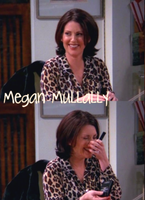 Megan Mullally by MiniMullally