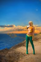 Aquawoman | Earth 11 by tenleid