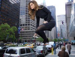 Maria Menounos by danforddan