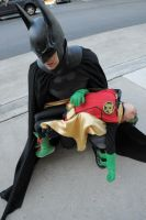 The Death of Damian Wayne Robin by ComicChic19