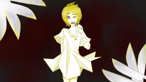 HYPERDONTIA (Chica/W.Chica) GIF by Applesauce006