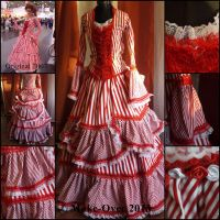 +Mrs. Lovett - By the Sea dress - Makeover Final+ by snowwhiteqeen
