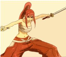 Erza Tribute by smiley2116