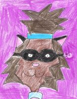 The Masked Hector by dth1971