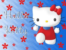 Hello Kitty by lilpurpleperson