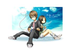 A Song for a Picture by Kamaniki