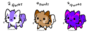 ~!Adoptable~Set~5!~CLOSED by Microdigit