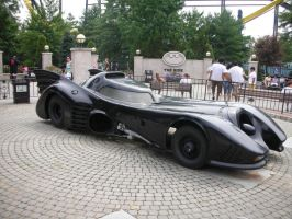 the batmobile by johnnytest94