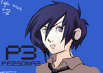 Persona 3 - Protagonist by MrSyphn