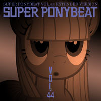 Super Ponybeat Vol. 044 Mock Cover by TheAuthorGl1m0