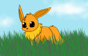 Eevee by Icyfox57