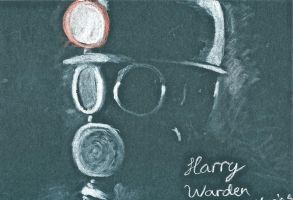 harry warden by Maria665