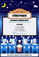 Carrefour Open Air Movie Event by uyku
