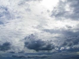 clouds1 by lampshaded-stock