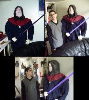 Palpatine in real size by paulinone