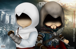 Assassins Creed Revelations by Mibu-no-ookami