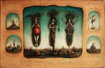 The three graces by MillerTanya
