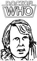 Dr. Who - Peter Davison by StevenEly