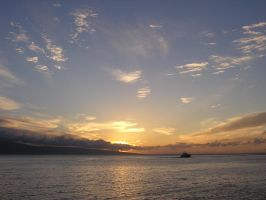 Just Another Maui Sunset by mushypeas