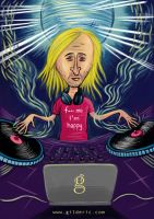 David Guetta by gilderic