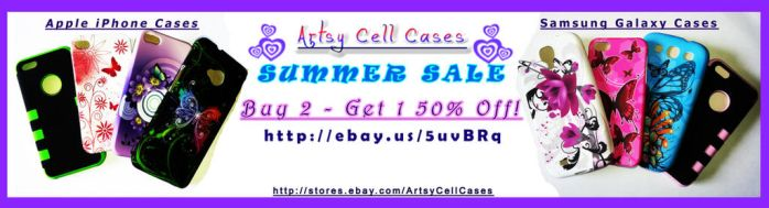 My Cell Phone Case Coupon by Aeristilheartly