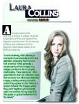 Laura Collins: Graphic Artist Article by PCHILL
