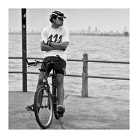 Rest of the Cyclist by guille1701