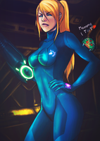 Mommy! - Metroid by shawbrando