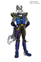 Wolf O'Donnell Colorized by MDTartist83