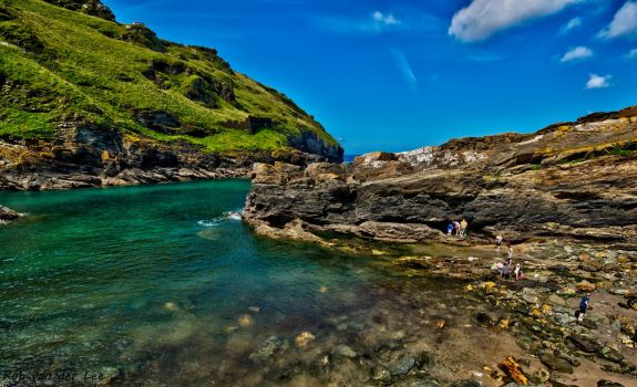 Does not look like Cornwall by forgottenson1