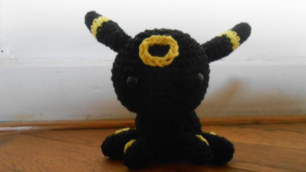 Umbreon Amigurumi by Maintje