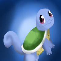 Shiny Pkdex Challenge-#007 Squirtle by Shinkou-san