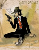 Jigen4ik by Dasha-KO