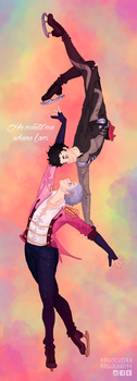 He meets me where I am (victuuri) by ringochan94