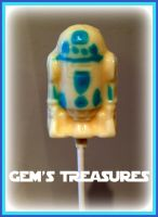 R2D2 Lolly by gertygetsgangster