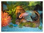 Fabius the Betta by DolphyDolphiana