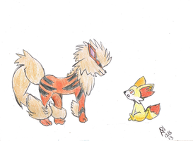 POKEDDEXY Day  7- Favorite Fire Type by AnimeBlue92