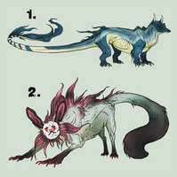 CLOSED. adoptables batch 3. by Pandonation