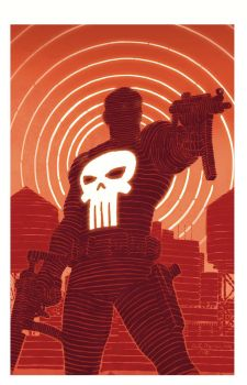 Daredevil Punisher Seventh Circle #2 by ReillyBrown