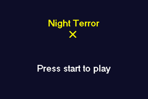 Night Terror X by LumenBlurb