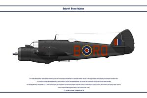 Beaufighter GB 29 Sqn 1 by WS-Clave