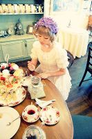 pastel tea time - lolita by omae-no-yome