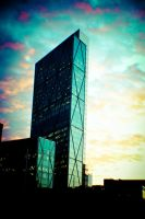 Broadgate Tower - London by degodson