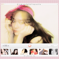 Photopack Krystal- F(x) 034 by DiamondPhotopacks